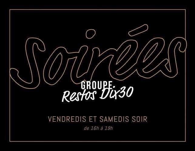Les Soirées RestosDix30