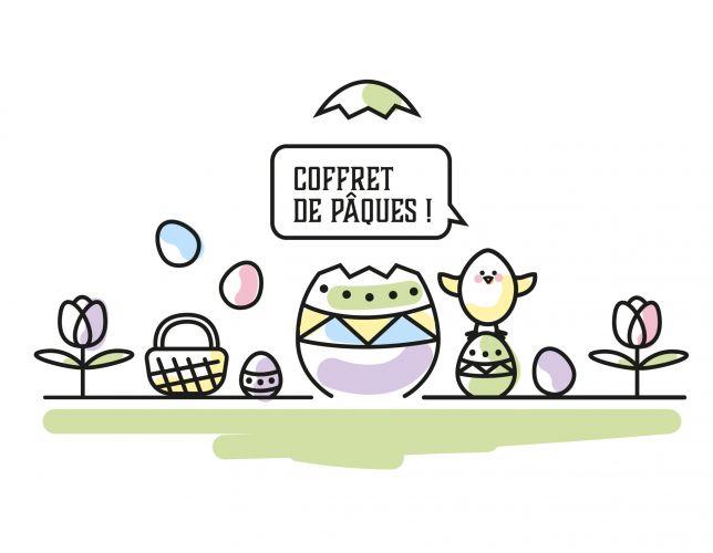Coffret Pâques
