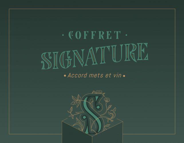 Coffret Signature