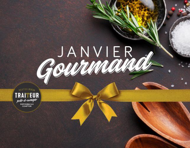 Janvier Gourmand