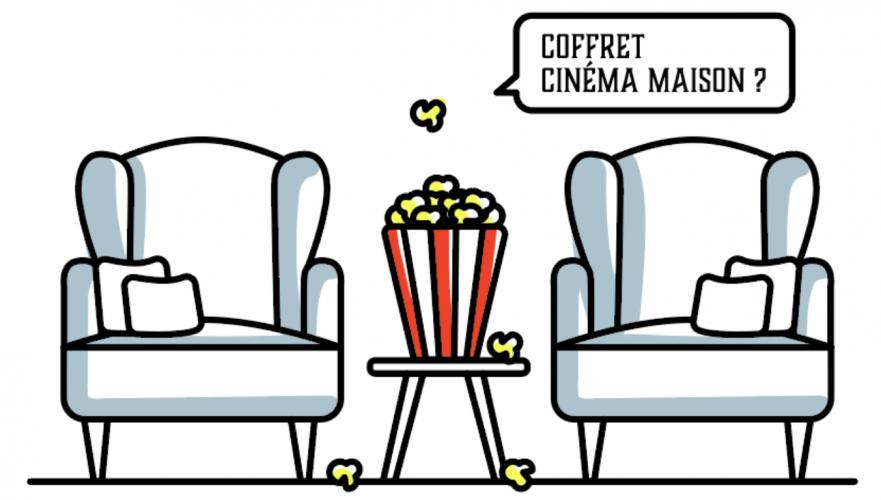 Coffret Cinéma Maison